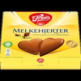 Freia Melkehjerter (130 g)