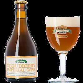 Cloudberry Imperial Gose 0,33l Glasflaske, 7,5% Alkohol