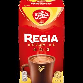 SJOKOLADEDRIKK Freia Regia