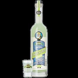 Fisherstorm Green 0,5l Flaske, 21,5% Alkohol