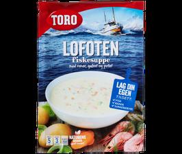Lofoten Fischsuppe Toro
