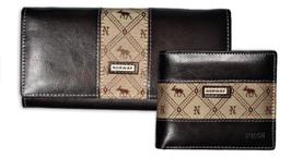 1 x Stor dame lommebok og 1 x Liten dame lommebok