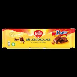 Freia Melkesjokolade med Daim