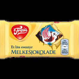 Melkesjokolade 10 Stück