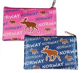 Lommebok Elg/ Norway