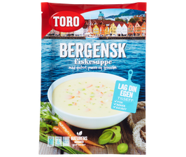 Bergensk Fischsuppe