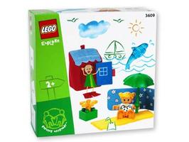Casa de Veraneo (Lego Explorer)