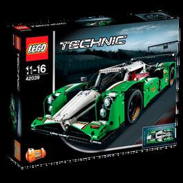 Deportivo de Carreras de Resistencia (Lego Technic)