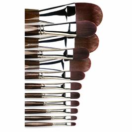 Da Vinci Filbert Top Acrylic Brushes - Series 7485