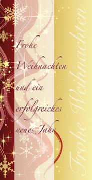 Elegance - Weihnachtskarte Nr. 124