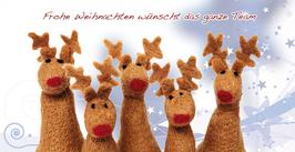 Weihnachtskarte Nr. 136