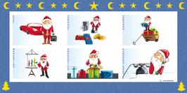 Branche - Weihnachtskarte Nr. 801