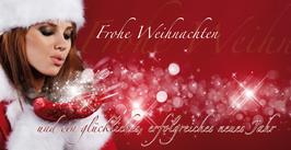 Elegance - Weihnachtskarte Nr. 137