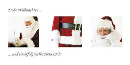 Weihnachtskarte Nr. 761