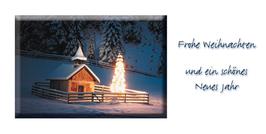 Elegance - Weihnachtskarte Nr. 540b