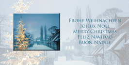 Elegance - Weihnachtskarte Nr. 531b