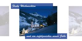 Elegance - Weihnachtskarte Nr. 561b