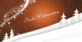Elegance - Weihnachtskarte Nr. 105