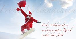 Fun - Weihnachtskarte Nr. 139
