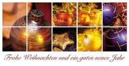 Elegance - Weihnachtskarte Nr. 113