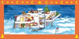 Branche - Weihnachtskarte Nr. 802