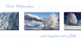 Elegance - Weihnachtskarte Nr. 119
