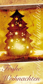 Elegance - Weihnachtskarte Nr. 130