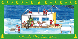 Branche - Weihnachtskarte Nr. 803