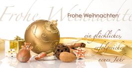 Elegance - Weihnachtskarte Nr. 121