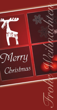 Weihnachtskarte Nr. 127