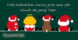 Weihnachtskarte Nr. 135