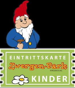 Tickets für Kinder (2-14 J.)