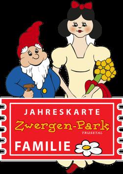 Jahreskarte Familie