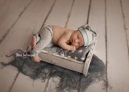 Fotoshooting Babyfotografie PROP Baby