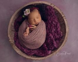 Babyfotografie Haarband Fotoaccessoires Neugeboren shooting