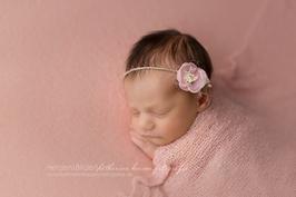 Fotoaccessoire Haarband, Babyfotografie, Prop, Baby, Taufe, Shooting, Baby, Newborn ,Mädchen Haarband, Baby Haarband , Neugeborenen