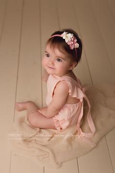 Babyfotografie  Fotoaccessoire Shooting Sitter Outfit