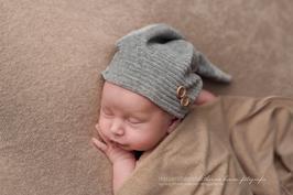 Fotoshooting Mütze Baby fotografie Newborn Babyshooting