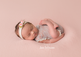 Fotoshooting Babyfotografie PROP Set Neugeborene