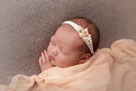 Fotoaccessoire Haarband Babyfotografie Prop