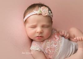 Babyfotografie Haarband Babyfotografie Neugeborene