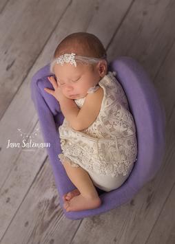 Babyfotografie Set Babyshooting Prop Haarband