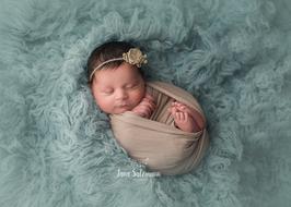 Babyfotografie Haarband Prop Newborn