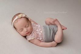 Neugeborenen Fotografie Prop-Neugeborene Mädchen Spitze Strampler-Baby-Foto Prop-Baby-Mädchen Outfits-Baby-Mädchen Strampler-NeugeboreneProduktname