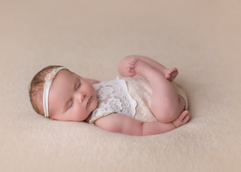 Neugeborenen Fotografie Prop-Neugeborene Mädchen Spitze Strampler-Baby-Foto Prop-Baby-Mädchen Outfits-Baby-Mädchen Strampler-Neugeborene