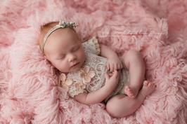 Fotoaccessoire Set Babyfotografie Haarband Props shooting Baby