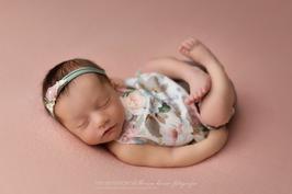 Fotoaccessoires Babyfotografie Set Haarband Props