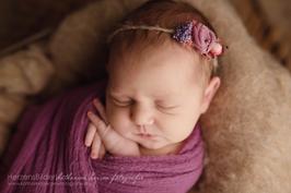 Babyfotografie Haarband Fotoaccessoires