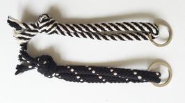 Schlüsselanhänger aus Schweizer Seil