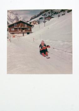 Postkarte Skilift 20191101